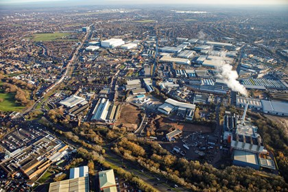 Harnessing existing generation assets can enable Net Zero Carbon energy systems for regions and cities, modelling data confirms: Birmingham East Corridor
