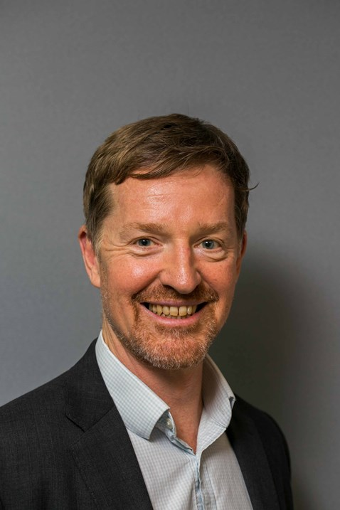 David Ollerhead, programme director, Open for Business