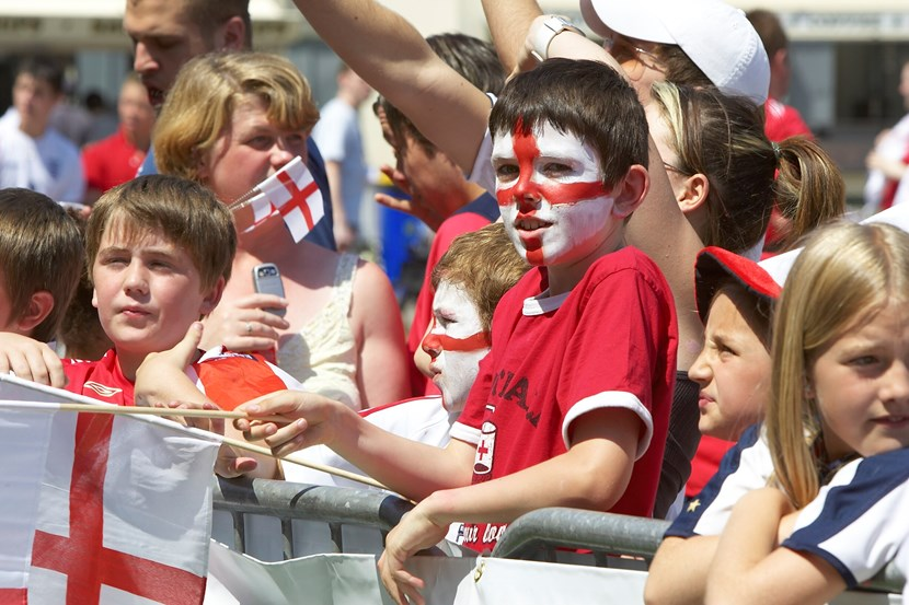 Make sure you don't miss a second of the action on Millennium Square as England aim for World Cup glory: football.jpg