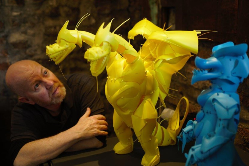 Meet the artist making movie monsters to save the planet: img-9238-105717.jpg