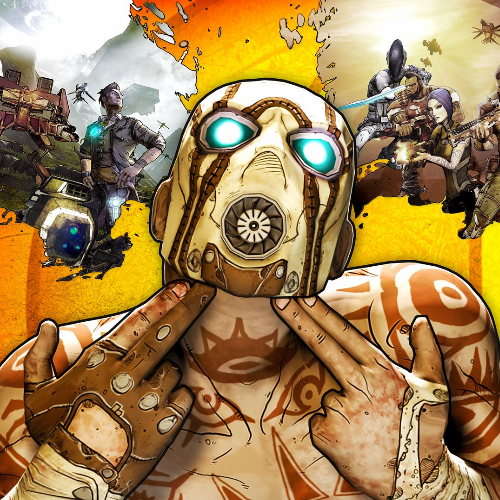 BORDERLANDS ULTRA HD TEXTURE PACK