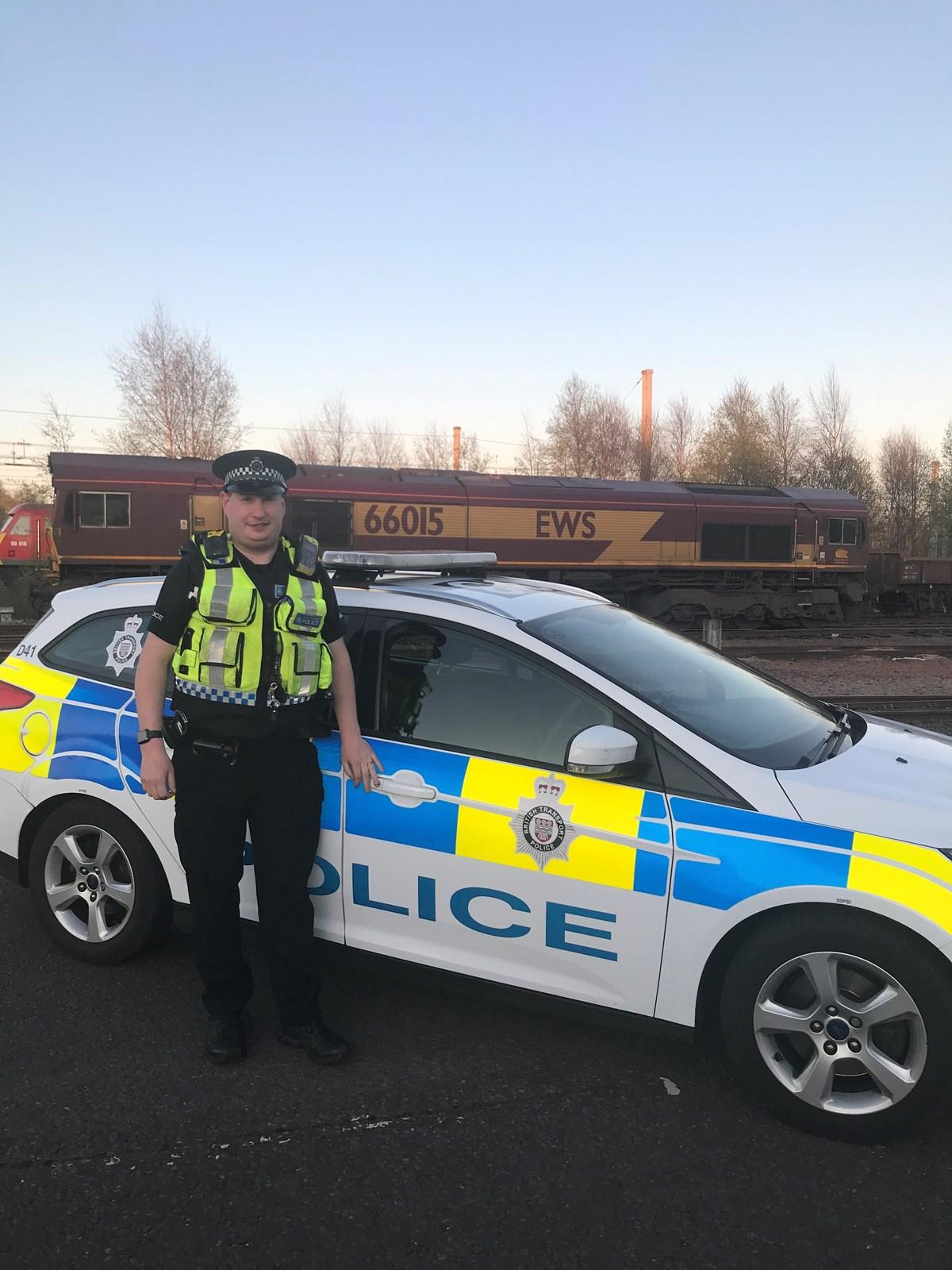 Alistair (British Transport Police)