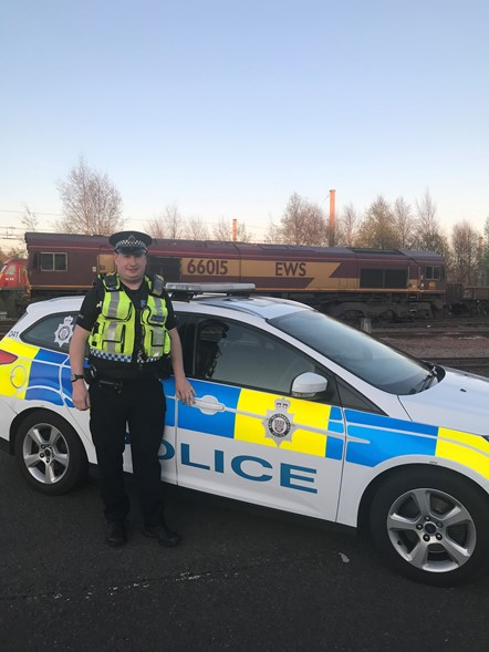 Alistair (British Transport Police)