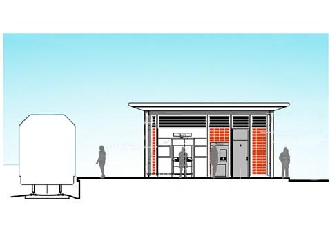 Proposed Smitham Station