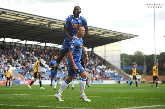 Colchester United helps to kick the trespassing habit: COLCHESTER CAMBRIDGE 170819 022 (002)