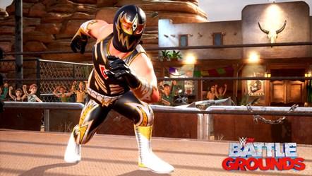 WWE2K BG Gran Metalik