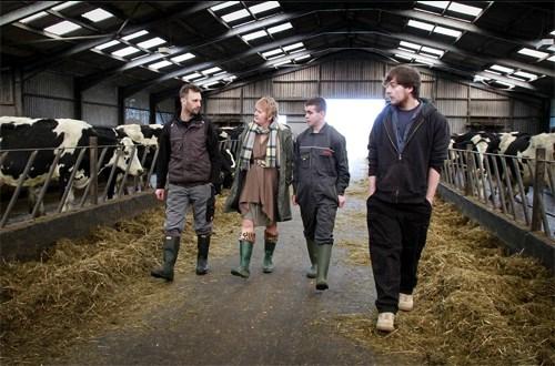 Cream of the crop: Dairy Skills Initiative