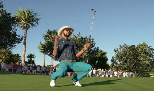 PGA TOUR 2K21 Announcement Trailer (ESRB)