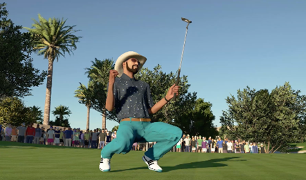 PGA TOUR 2K21 Announcement Trailer (ESRB)