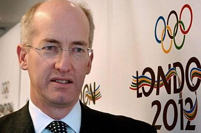 David Higgins, chief executive