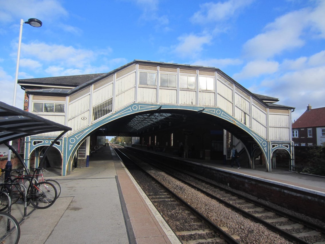 Network Rail announce major improvement to Beverley railway station: Network Rail announce major improvement to Beverley railway station
