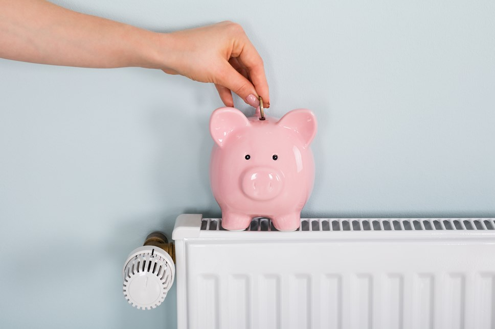 Three financial New Year's resolutions you CAN keep – and save £1,540*: Energy Prices
