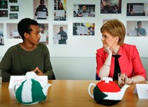First Minister at Scottish Guardianship Service 2