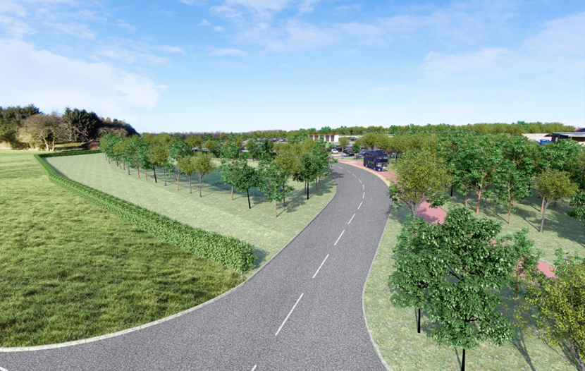New phase of Connecting Leeds consultation to get underway: leedscitycouncilalwoodleygatebusparkandridedraftillustration-599286.png