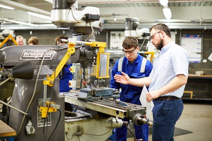Siemens Mobility announces Goole training partner: SelbyCollege 70