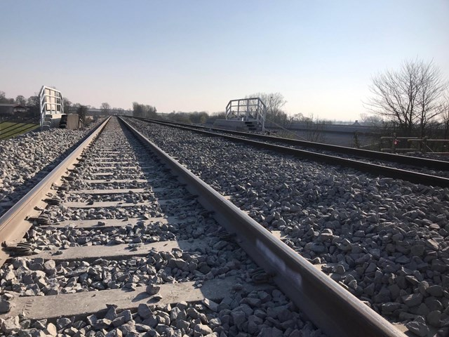 Railway in Somerset reopens to help keep key workers moving: Somerset railway reopens