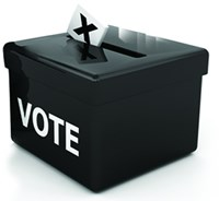 Council offers temporary paid casual evening and weekend elections work: ballotbox.jpg