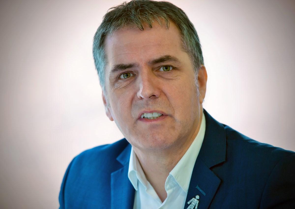 Steve Rotheram1: Liverpool Metro Mayor Steve Rotheram