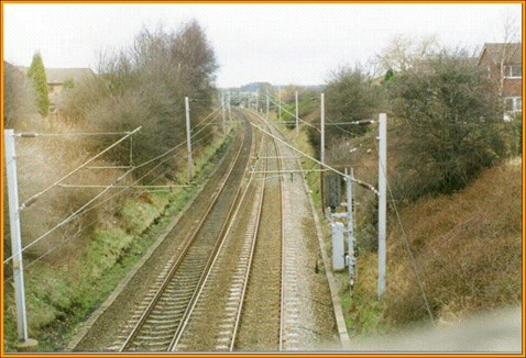 West Coast - Trent Valley before project
