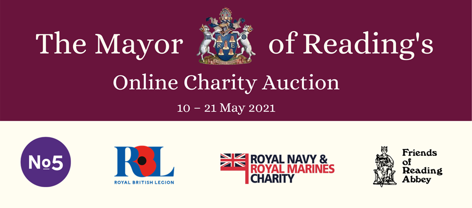 The Mayor of Reading's Online Charity Auction