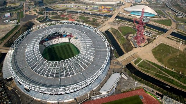 New world-class event 'Athletics World Cup London 2018' launched in the UK: 101660-640x360-aerial-olympic-stadium-640.jpg