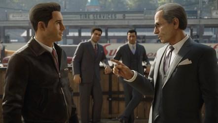 Mafia  DE Conversation