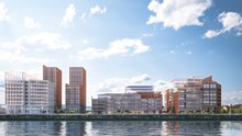 Barclays invests in Glasgow: Barclays Buchanan Wharf investment in Glassgow