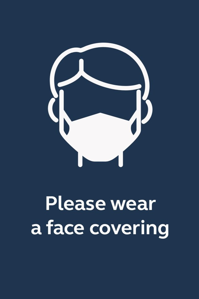 Face Coverings A Must For Train Passengers