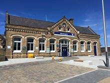 Workington Station
