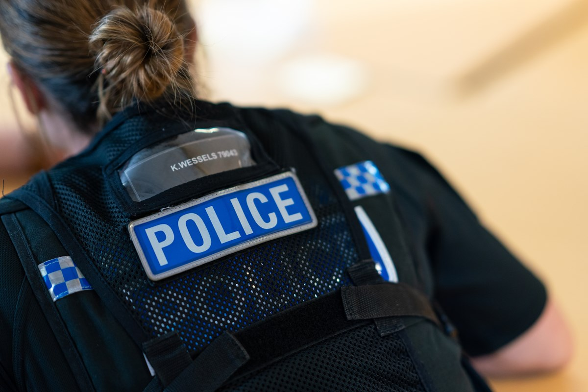 For image re-use please contact the press office before downloading.: Kent police