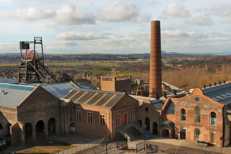 Credit National Mining Museum Scotland