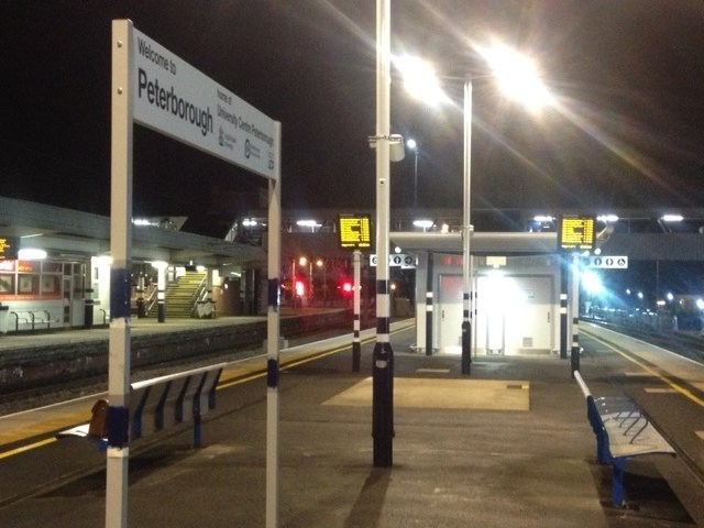 A total of £350,000 will be given by Cambridgeshire and Peterborough Combined Authority (CPCA) to move forward plans for a revamped Station Quarter - land surrounding Peterborough Railway Station: Peterborough station