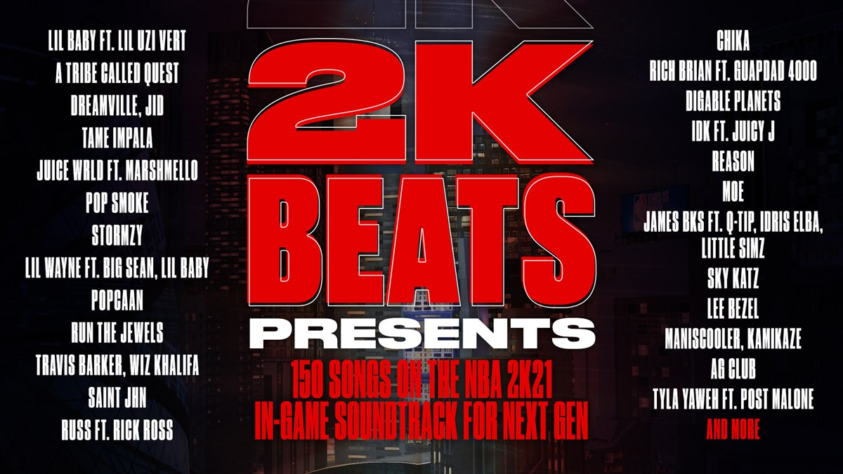2KBeats Soundtrack