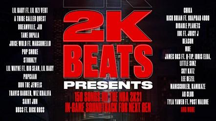 2KBeats Soundtrack