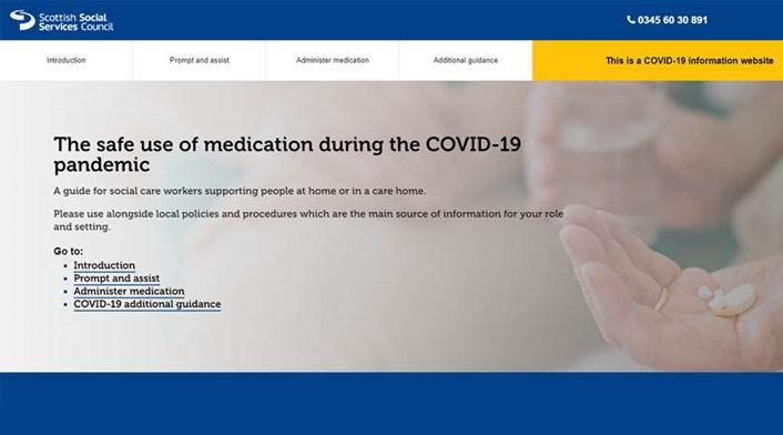 Safe use of medication (image)