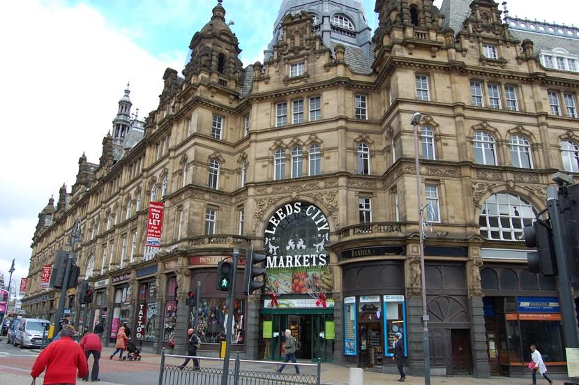 Rent reduction at Kirkgate Market extended: leedscitymarkets1.jpg