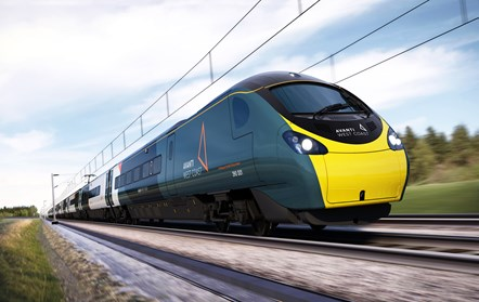 £642m deal to refurbish and maintain Avanti West Coast Pendolinos: CGI Avanti West Coast Pendolino