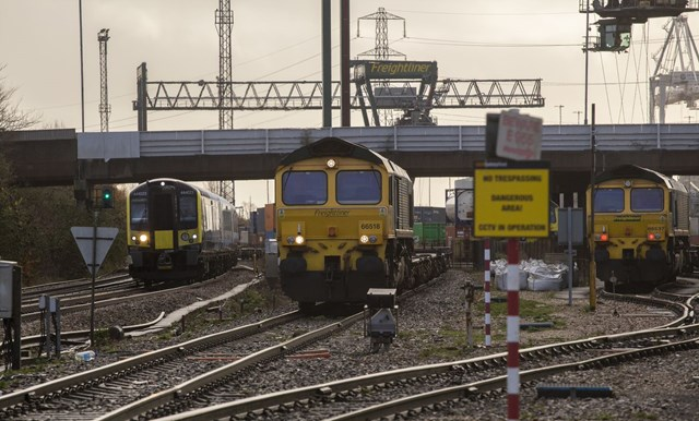 Network Rail and Highways England publish first phase of the Solent to the Midlands multimodal freight strategy: NR freight strategy