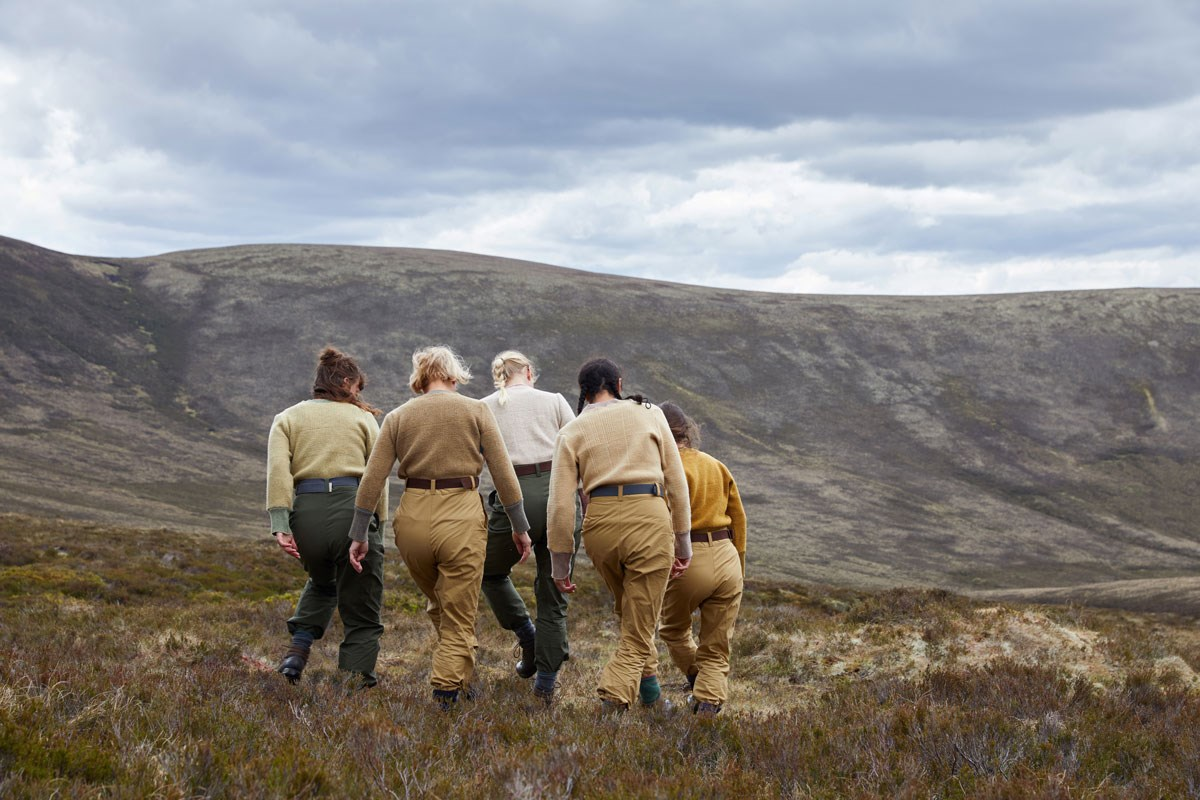 Simone Kenyon Into The Mountain (2019). Produced by Scottish Sculpture Workshop. Photo Felicity Crawshaw  (002)
