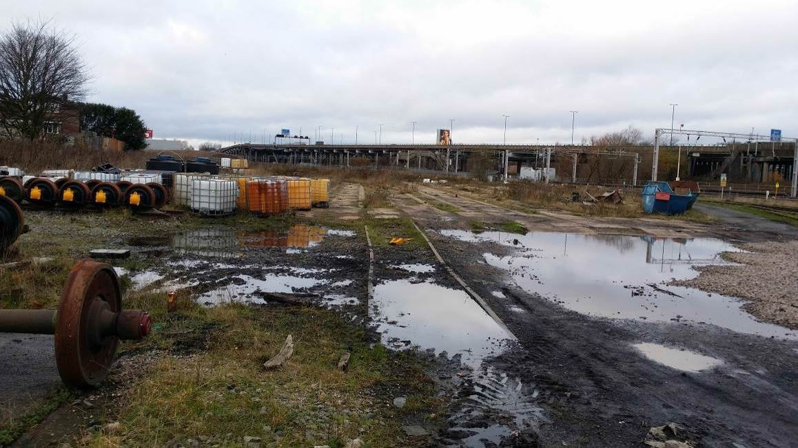 Find out more about proposals for a new railway sleeper factory in Sandwell: Proposed Bescot sleeper factory site