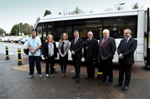 Funding secures transport services for hospital patients: Funding secures transport services for hospital patients