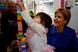 Fair pay at heart of childcare expansion: Childminders central to childcare ambitions