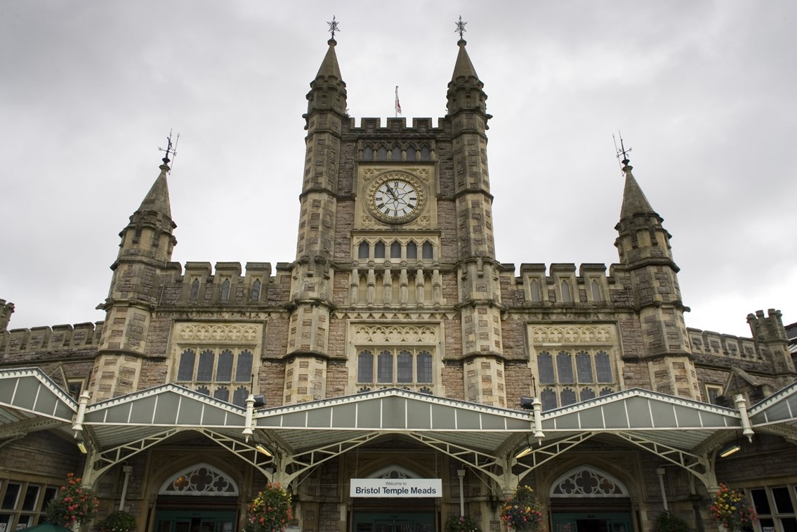 Network Rail invites community to create Railway Rainbows: Bristol Temple Meads