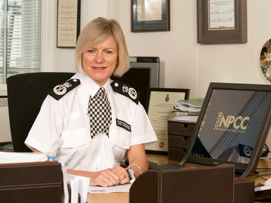 Police Chiefs' Blog: CC Sara Thornton - We need to talk about wellbeing in policing: Sara5 2016-2
