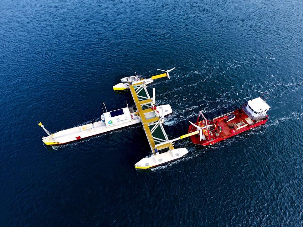 Sustainable Marine Energy Ltd closes £3.46m funding round: SME PLAT-I