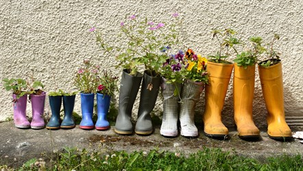 Planted Wellies-2