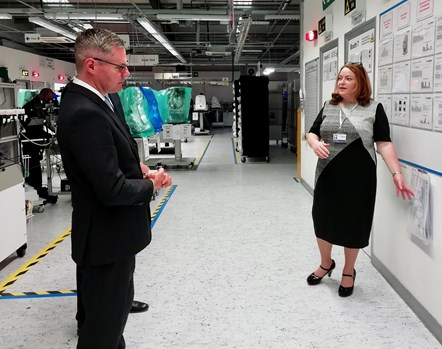 Scottish Enterprise Welcomes Fund to Support Manufacturing: AMCF Launch Pic 5 of 5
