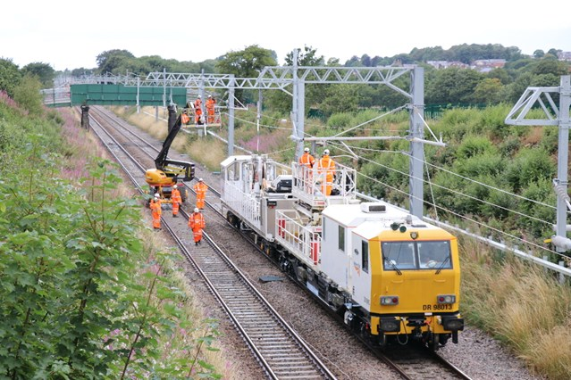 Nine-day closure of Manchester-Bolton-Preston railway planned for late August: Manchester Bolton Preston upgrade 4