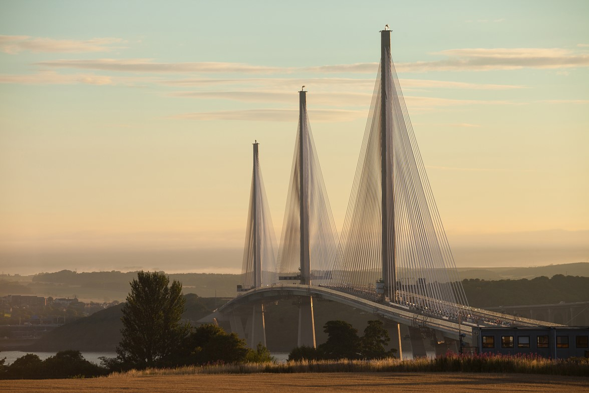 Queensferry Crossing from south (2029) 72dpi