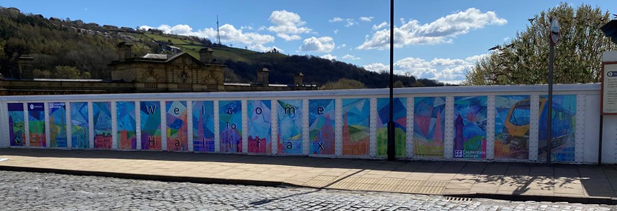 Halifax Mural 2